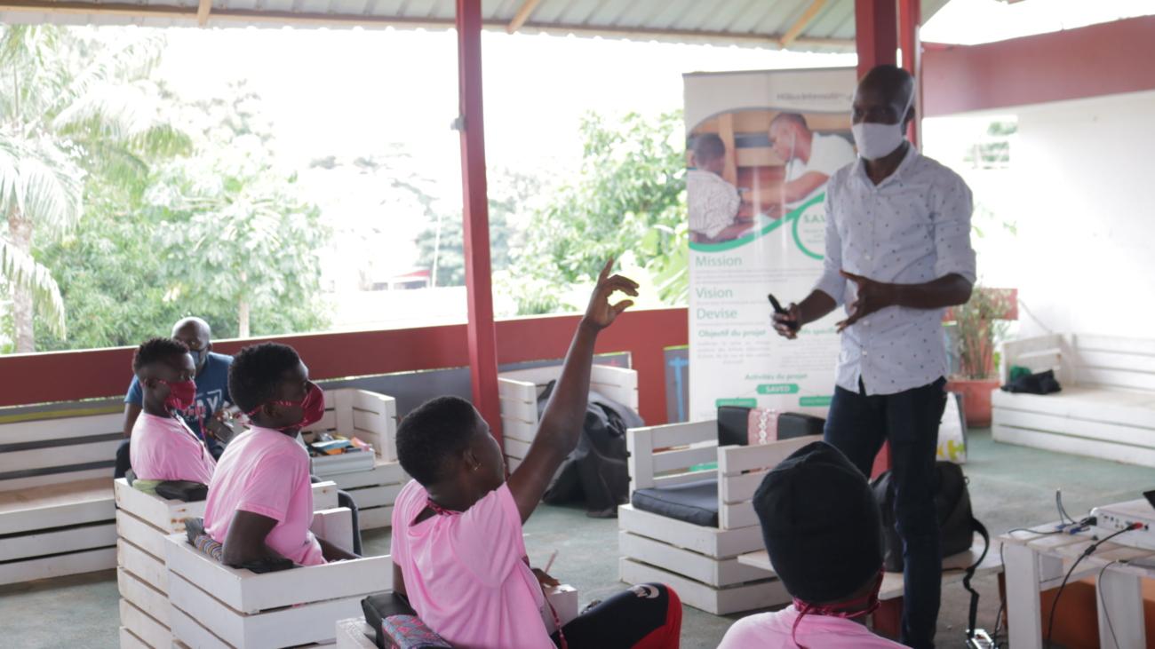 Miadé. Local Community Network. ©Local Leads Workshop 2
