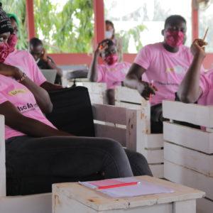 Miadé. Local Community Networks Halsa Community, 2nd workshop ©Local Leads, Togo